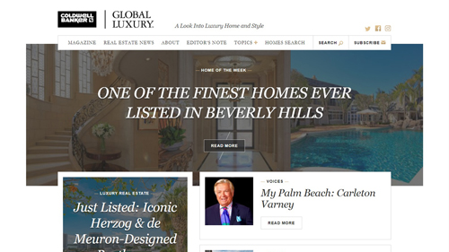 Blog Luxury Properties