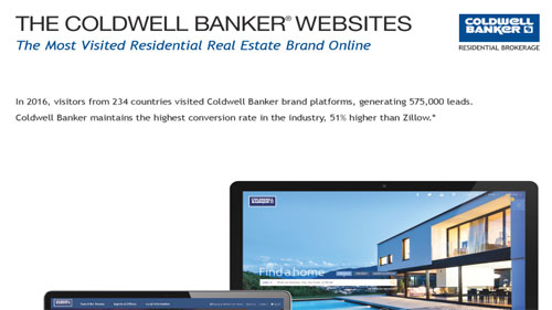 Coldwell Banker Websites